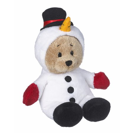 Wee Bears Costumed Teddy Bear: Snowman - By Ganz](Teddy Bear Costume Adults)