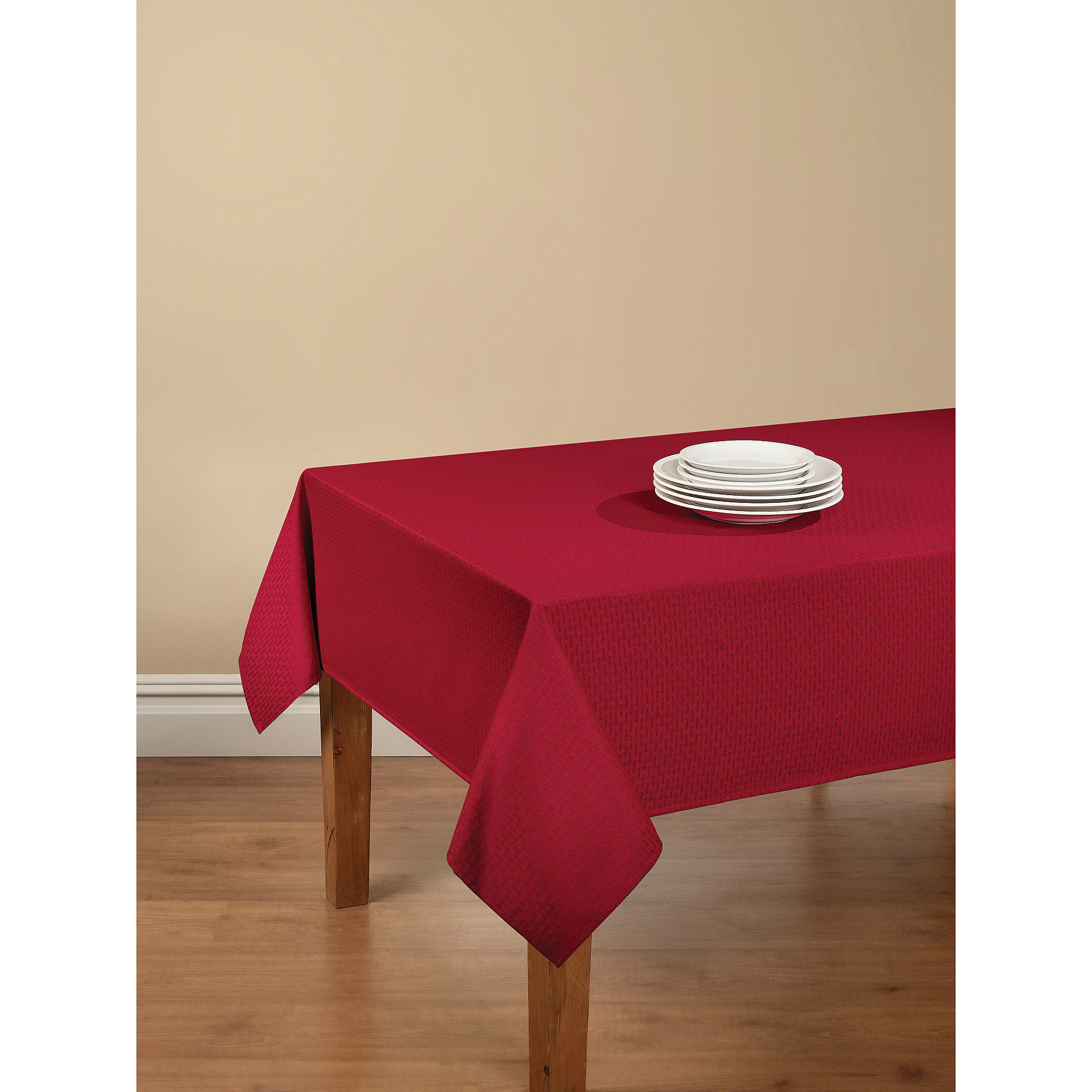 mainstays table cloth - Kitchen Table Covers Vinyl