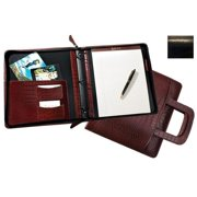 Raika RM 181 RED 8in. x 10in. Binder with Handle - Red