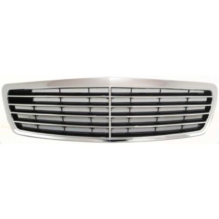 Go-Parts OE Replacement for 2003 - 2006 Mercedes Benz E350 Grille Assembly 211 880 05 83 9040 MB1200138 Replacement For Mercedes-Benz E350 (E350 Mercedes 2006 Car Part)