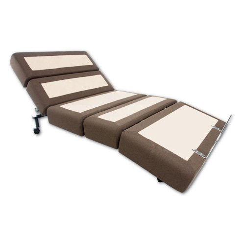 RIZE Contemporary Adjustable Bed with Wireless Remote - Q...