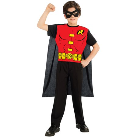 Rubies Teen Titans Robin Child Halloween Costume - Walmart.com