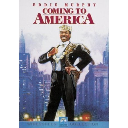 Coming To America  Dvd   Paramount