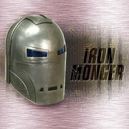 Marvel Comics Iron Man the movie: Iron Monger Helmet (Triton Museum Halloween)