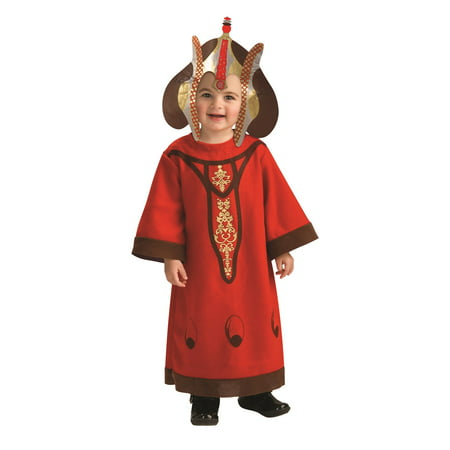 Toddler Star Wars Queen Amidala Halloween Costume - Queen Padme Amidala Costume