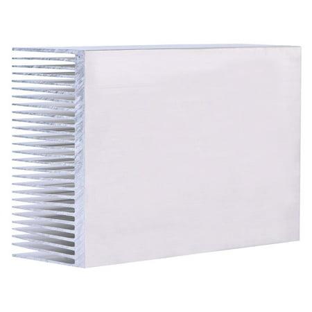 Ejoyous 1pc Aluminum Heatsink Heat Sink Cooling for Led Amplifier Transistor IC Module 100*69*36mm, Cooling Chip, Cooler - image 3 of 7