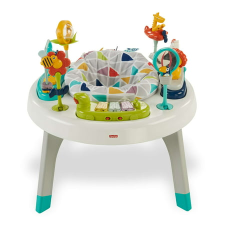 Fisher-Price 2-in-1 Sit-to-Stand Activity Center (Best Activity Cube For Baby)