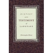 History and the Testimony of Language - eBook