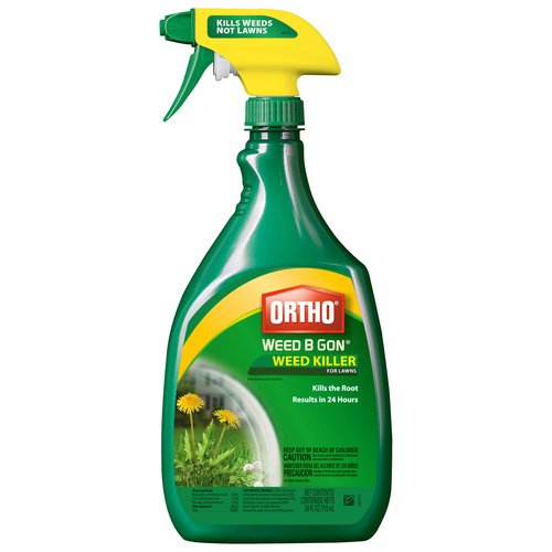 Ortho Weed B Gon Weed Killer for Lawns Ready-To-Use 24oz.