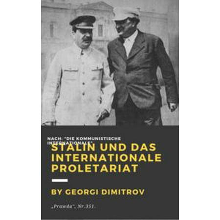 Dhs Post (Stalin und Das Internationale Proletariat - eBook )
