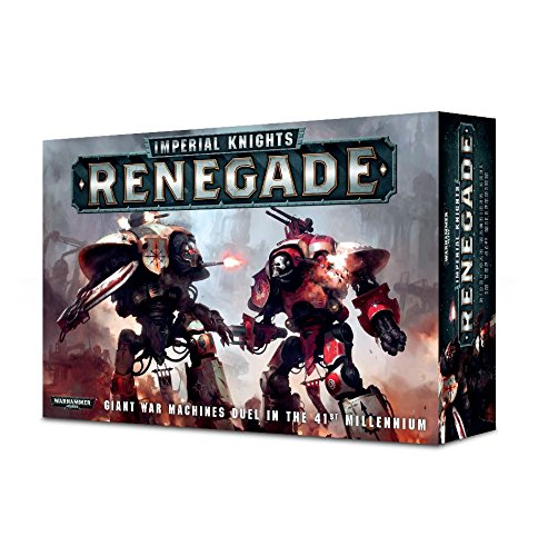Warhammer 40k Imperial Knights: Renegade by Games Workshop