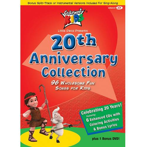 20th Anniversary Collection (6 CD and 1 DVD)