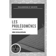 Les Prolégomènes - eBook