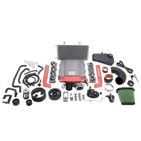 Edelbrock Supercharger Stage 2 - Track Kit 2014 Chevrolet Corvette LT1 Base Model w/ Wet Sump