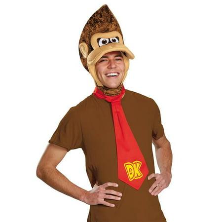 Dixie Kong Costume (Morris Costumes DG98838AD Donkey Kong Adult Costume)