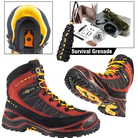 Rocky Rocky S2v Substratum Direct Attach Hiker 9 Ox Blood