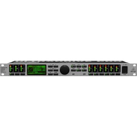 Behringer DCX2496 Ultradrive Pro Digital 24-Bit/96 kHz Loudspeaker Management System & Crossover