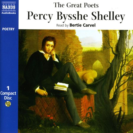 The Great Poets Percy Bysshe Shelley - Audiobook