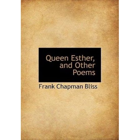 Queen Esther, and Other Poems - image 1 de 1