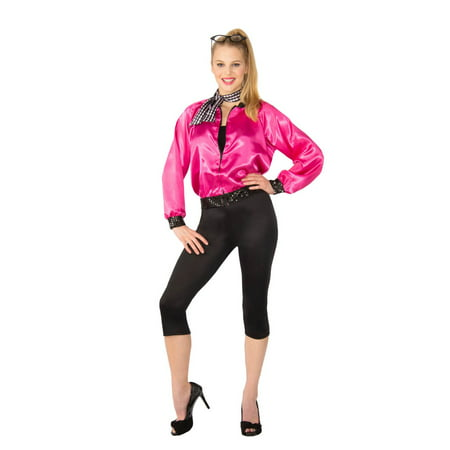 Womens T-bird Sweetie 50s Costume (Mens 50s Costume)