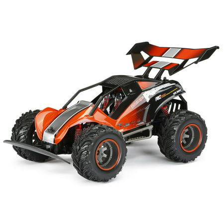 New Bright 1:12 Radio Control 9.6v Pro Dune Rebel (Wolf Pro Remote Control Car)