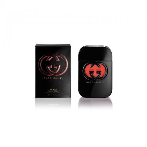 Gucci Guilty Black Eau De Toilette Spray for Women 2.5 oz
