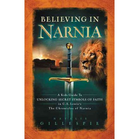 A Secret Code In C.S. Lewis' CHRONICLES OF NARNIA