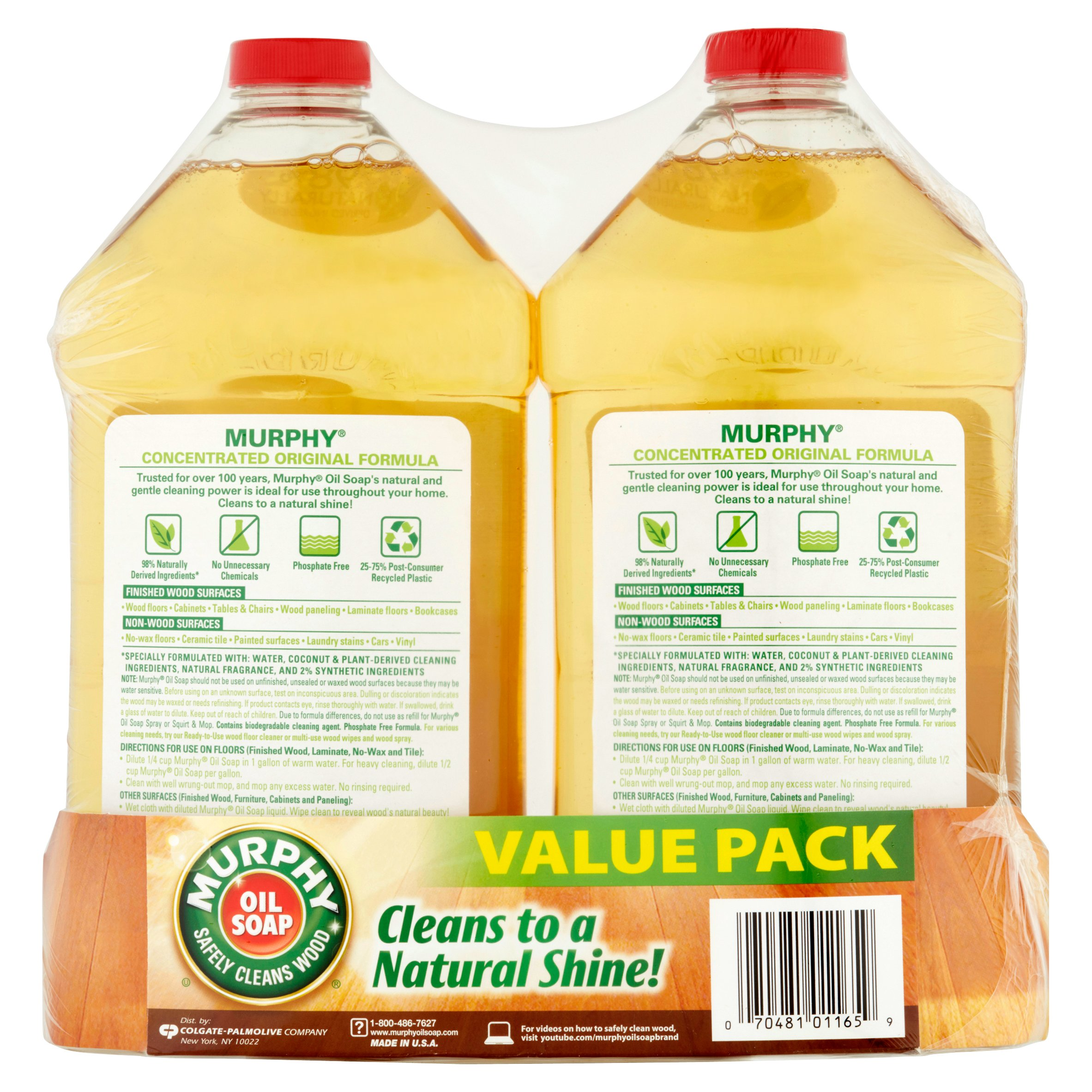 Cleaning hardwood floors with murphy oil soap - Murphy Original Conentrated Wood Floor Cleaner 32 Oz Twin Pack Walmart Com