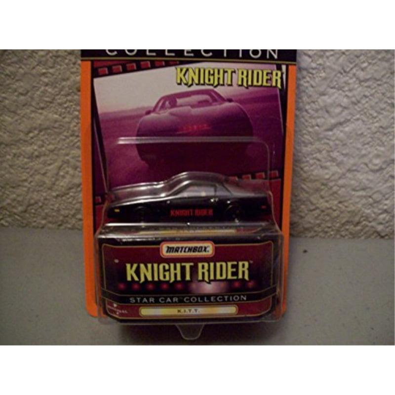 Matchbox Star Car KITT Knight Rider by