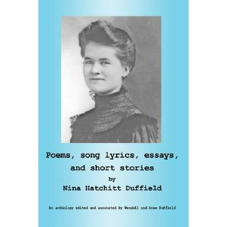 Short Halloween Songs (Poems, Song Lyrics, Essays, and Short Stories -)