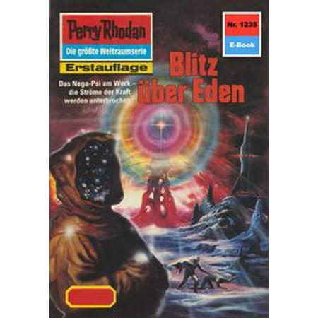 Perry Rhodan 1235: Blitz über Eden - eBook