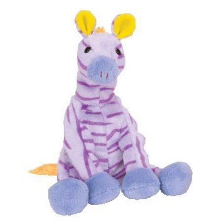 Zebra Beanie Baby (ty beanie baby - vegas the zebra (circus beanie))