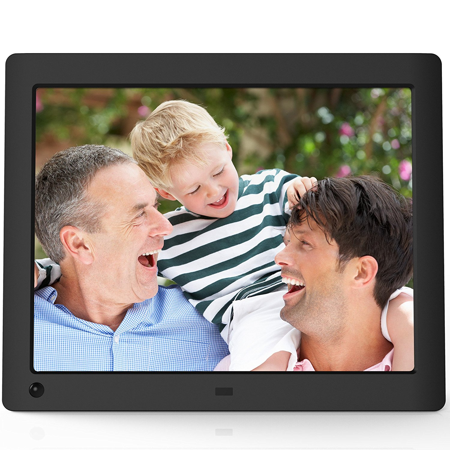 NIX Advance 8 inch Digital Photo & HD Video Frame (X08E) - Walmart.com