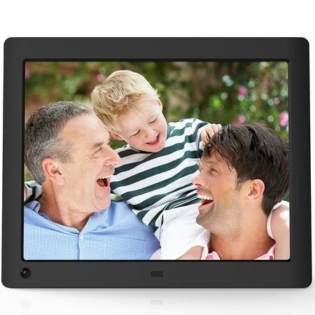 NIX Advance 10 inch Digital Photo & HD Video Frame (X10G) - Walmart.com