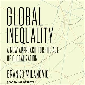 Global Inequality - Audiobook