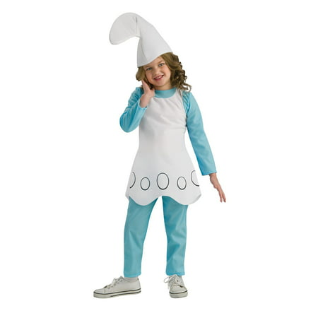 Kids Smurfette Costume (Smurfette Costume for Girls)