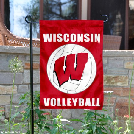 Wisconsin Badgers Volleyball 13