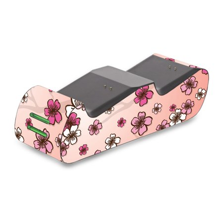 Skin For Fosmon Xbox Controller Charger - Cherry Blossom | MightySkins Protective, Durable, and Unique Vinyl Decal wrap cover | Easy To Apply, Remove, and Change Styles