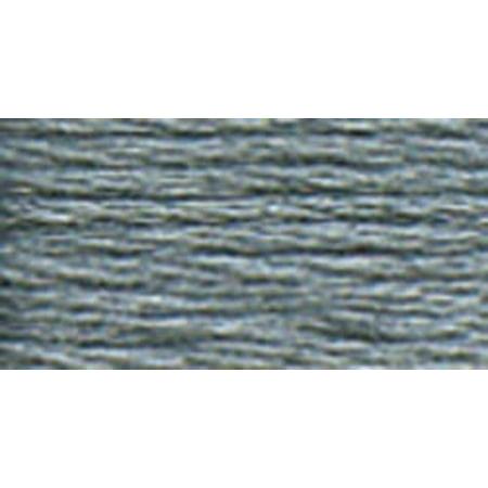 Dmc Pearl Cotton Skein Size 5 27 3Yd Dark Steel Grey