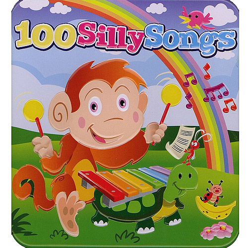 100 Silly Songs (Collector's Tin) (3CD)