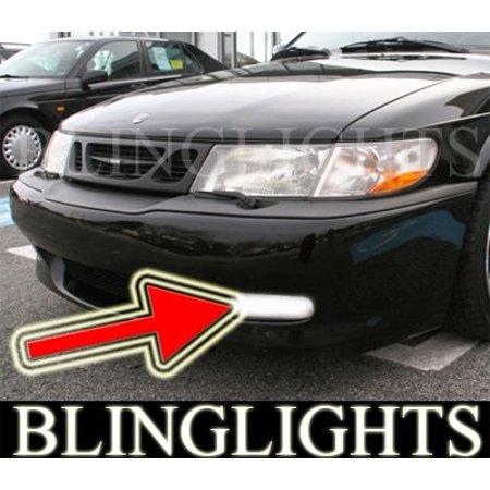 2002-2005 SAAB 9-5 AERO XENON FOG LIGHTS DRIVING LAMPS LIGHT LAMP KIT 2003