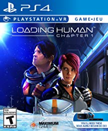 Loading Human: Chapter 1, Maximum Games, PlayStation 4, 814290013578