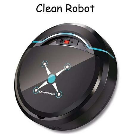 Charging Vacuum Cleaner Auto Turning Intelligent Sweeping Robot Vacuum Cleaner - image 1 of 6