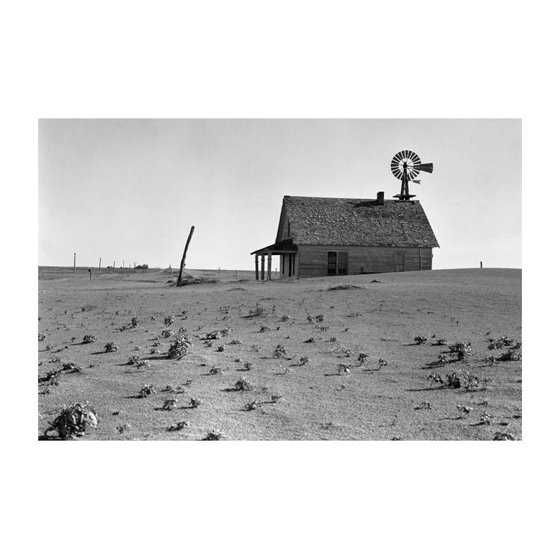 History dust bowl essay