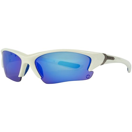 Worth FP 3 RV LF10 baseball softball protective sunglasses White/Blue (What Are The Best Sunglasses For Baseball)