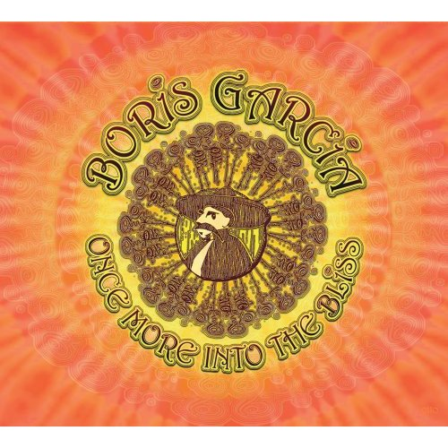 Boris Garcia - Once More Into the Bliss [CD]