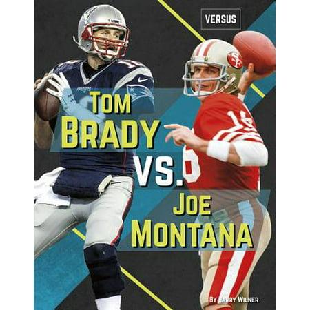 Tom Brady vs. Joe Montana (Tom Brady Halloween)