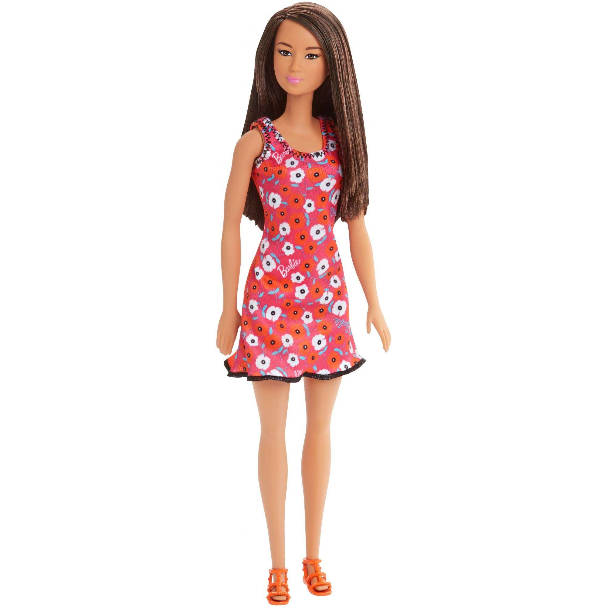 Barbie Doll, Red Dress by MATTEL INC.