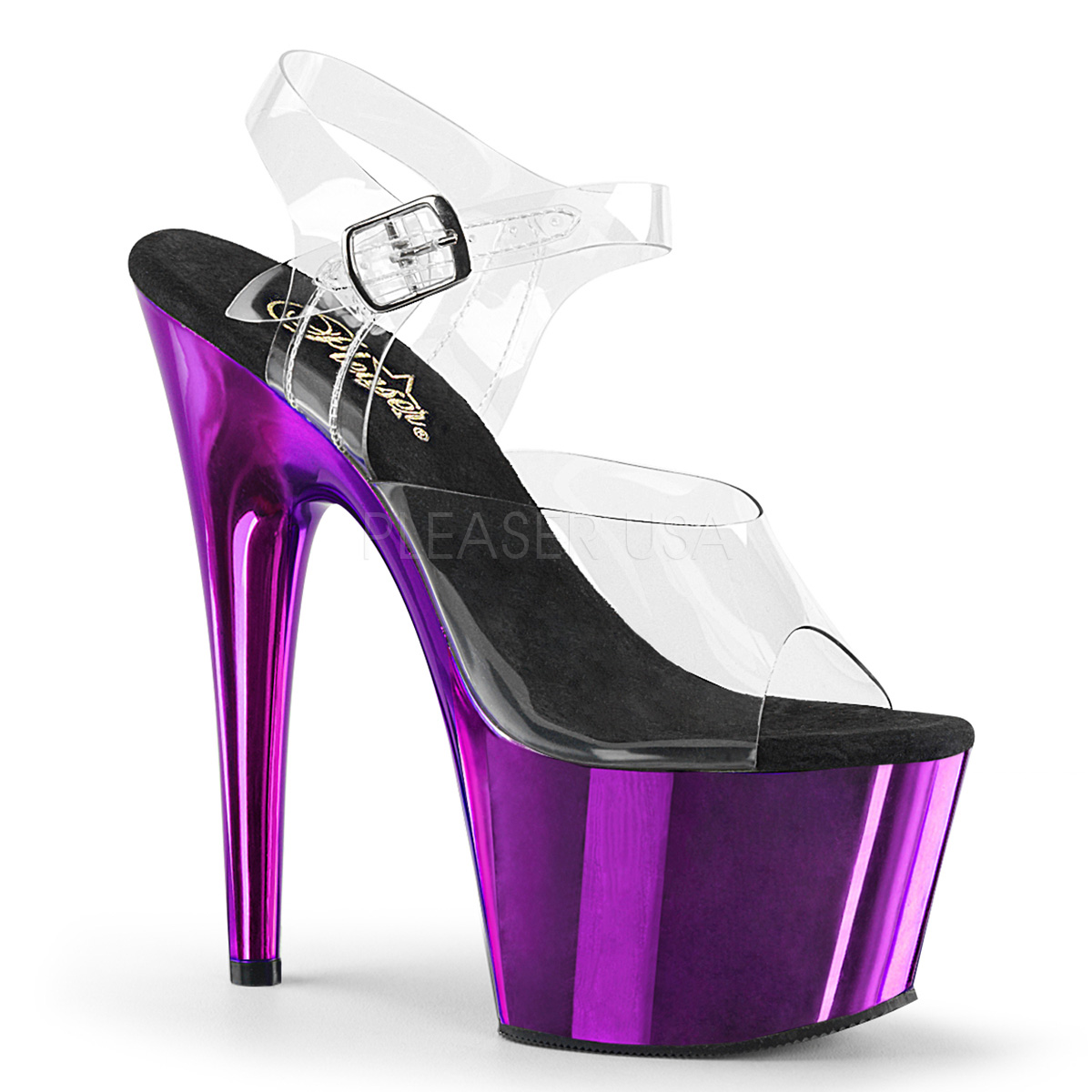 Women's Pleaser Adore 708 Economical, stylish, and eye-catching shoes