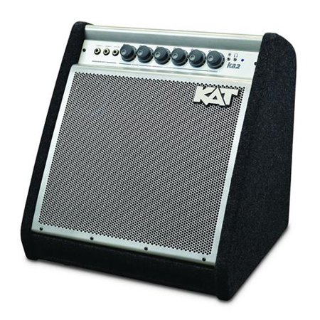 Kat Percussion KA2 - 200W Powered digital drum set amplifier